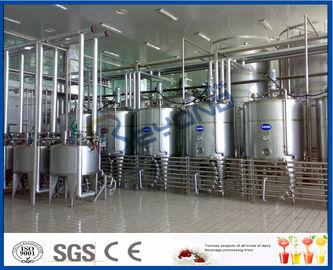 Industriële Yoghurt die Machine maken