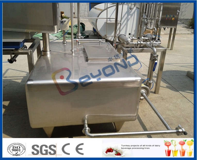 300L/500L Milk collection tank/milk collecting tank/ milk receiving tank for milk factory