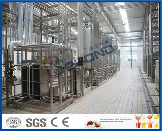 De multifunctionele Machines van de Melkproductie voor Gepasteuriseerde UHT-Melk/Room/Boter