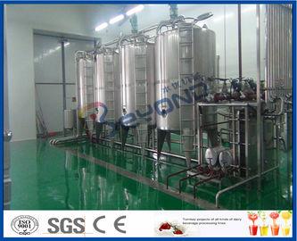 De Lijn van de het Vruchtensapverwerking van ISO 2TPH 10TPH voor het Proces van de Vruchtensapproductie
