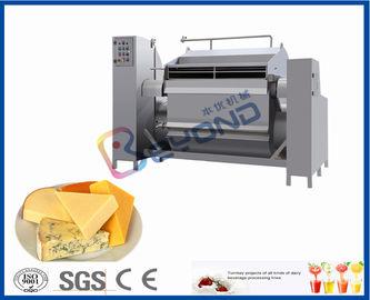 30TPD het Materiaal van de kaasfabriek voor Kaas Productieinstallatie 200 Kg/u - 2000 Kg/u Capaciteits