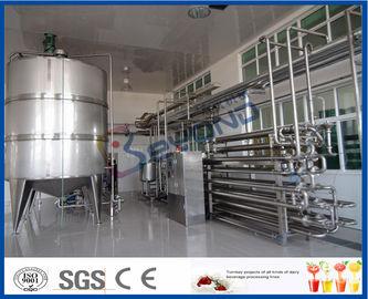 Aseptisch de Pasteurisatiemateriaal van de Proceduremelk voor de Installatie van de Melkverwerking